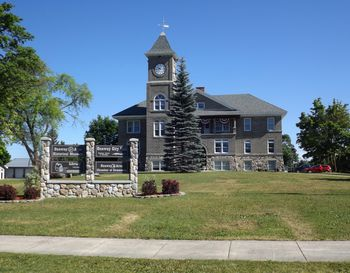 Onaway's Historic Courthouse